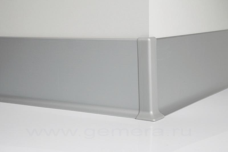 Алюминиевый плинтус Profilpas 90/10